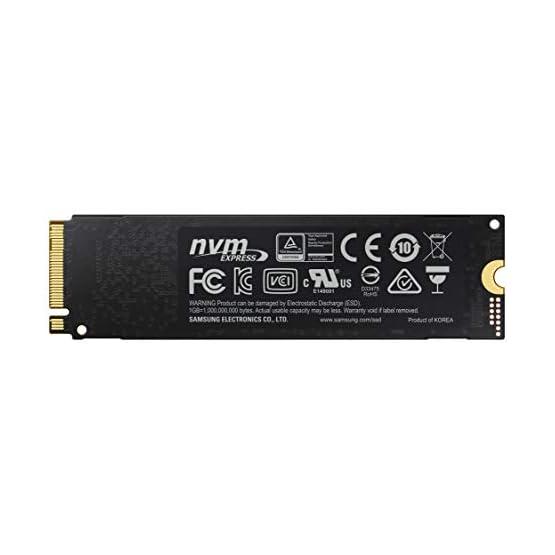 Samsung 970 PRO 512GB NVMe M.2 Internal SSD (MZ-V7P512BW) [Canada Version] 41XV7gwSQ3L. SS555