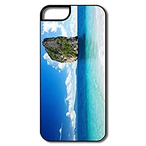 Custom Make Unique Perfect-Fit Sea Rock Case For HTC One M8 Cover For Team