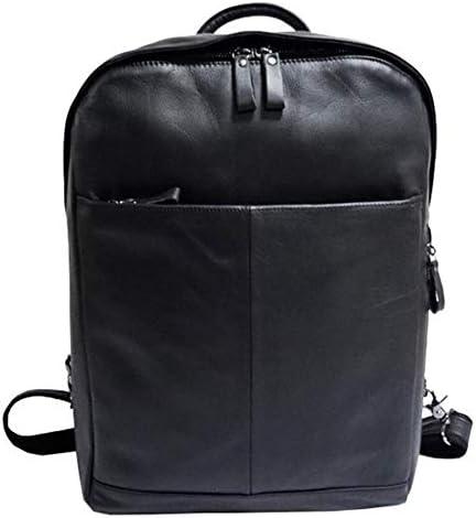 バックパックトレンドコンピュータバッグ韓国語版野生大容量ランドセル、ユニセックスは、コンピュータの携帯電話マガジン、20L 30Cmx16cmx40cm を格納することができます