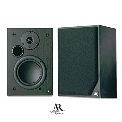 Acoustic Research AR 215PS Main 5 1 4 2 Way Bookshelf Stereo Speaker