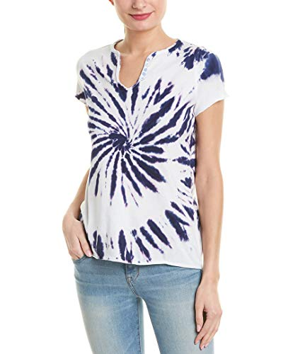 Zadig & Voltaire Womens Tunisen Mc Tie and Tye T-Shirt, for sale  Delivered anywhere in USA