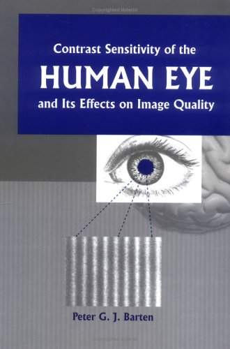Contrast Sensitivity of the Human Eye and Its Effects on Image Quality (SPIE Press Monograph Vol. PM72) ()