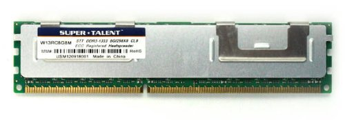 33 8 GB/256Mx8 ECC/REG Micron Chip Server Memory W13RC8G8M ()