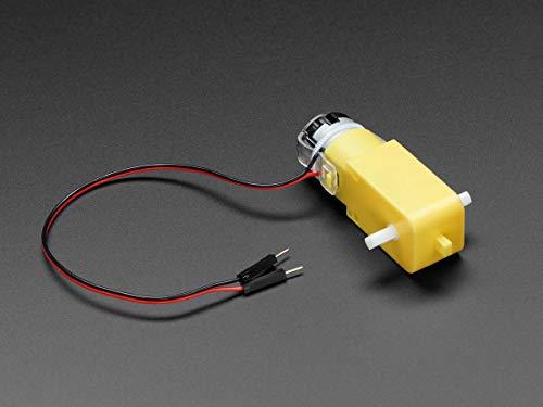 Adafruit DC Gearbox Motor -