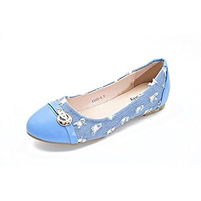 Mila Lady Women's Comfortable Slip On Loafer Ballet Flat Walking Shoes, Casey 2 | Flats