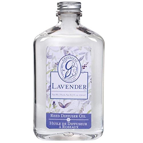 Greenleaf Reed Diffuser Oil 8.5 Oz. Box of 4 - Lavender by Greenleaf