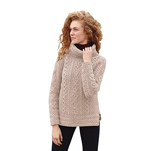 Merino Wool Cowl Neck - 9