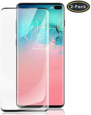 Galaxy S10 5g Screen Protector 2 Pack Frozen Ic 3d Curved 2019 Upgrade Version Hd Tempered Glass Screen Film 9h Hardness Anti Scratch Protective