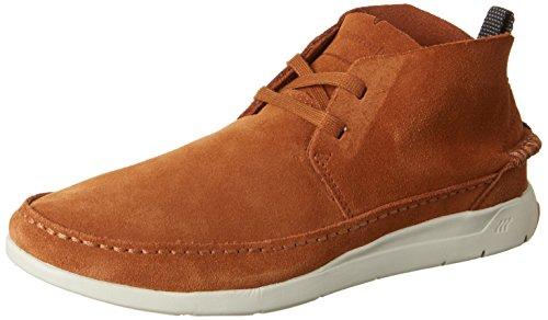 Boxfresh Statley Ch Sde Fox, Sneaker a Collo Alto Uomo Marrone (Braun Fox)