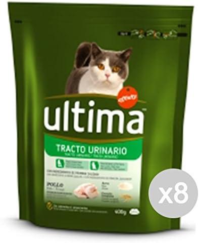 ultima Juego 8 Gato 207 Croccantini Urinary Tract 400 g Comida ...