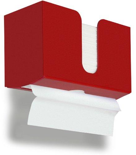 ual-Dispensing Paper Towel Holder, 10 7/8