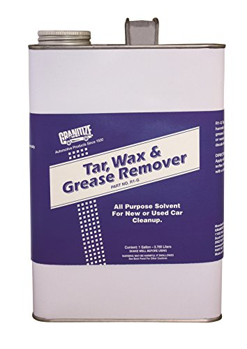 Granitize R-1G Auto Tar, Wax, and Grease Remover - 1 Gallon