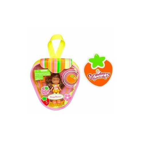 Strawberry Shortcake Orange Blossom In Purse Figure Set