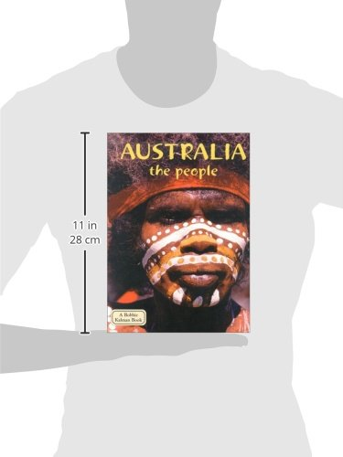 Australia the People (Lands, Peoples, and Cultures) (Lands, Peoples & Cultures)