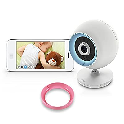 D-Link Wi-Fi Day/Night Baby Monitor with Remote Video & Audio Monitoring (DCS-800L)