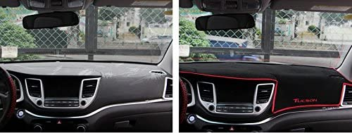 Kaitian New 1pcs Non-Slip Design Dash Covers Dashboard Cover Sun Visor Cover DashMat Dash Mat Dash Carpet Custom Fit for Buick Encore 2017 2018 2019 2020
