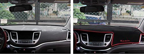 New 1pcs Luxury DashMat Dash Carpet Original Dash Covers Dashboard Cover Custom Fit for Mazda 6 Sedan 2013 2014 2015 2016 2017 2018 2019
