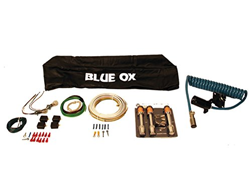 Blue Ox BX88231 Aventa LX Towing Accessory Kit ()