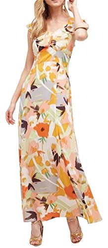 Garden Maxi Dress by Harlyn - NWT(XS) ()