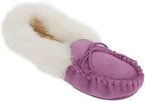 7eef55aeeda Shopping Purple - Moccasin - Slippers - Shoes - Women - Clothing ...