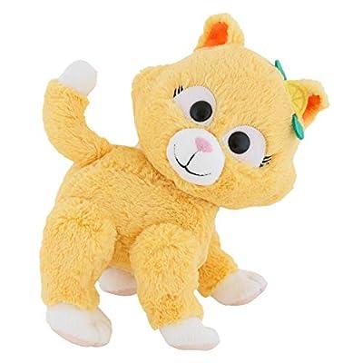 Animoodles Magnetic Kylie Cat Stuffed Animal Plush, 7.5