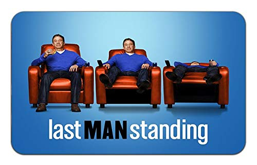 Last Man Standing TV Show Stylish Playmat Mousepad (24 x 14) Inches [PM] TV Last Man Standing-1