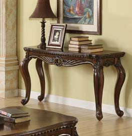 Amazon.com: Acme 80066 Remington Collection Sofa Table ...