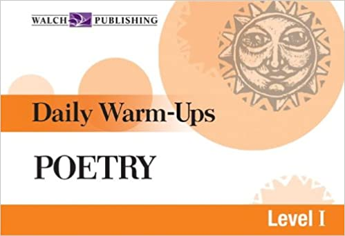 Daily Warm-ups Poetry: Level I (Daily Warm-Ups) (Daily