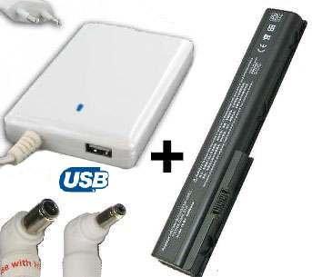 Batería y Cargador PC portátil E-Force ® para HP HSTNN-OB75 - Batería y Cargador de batería. Patines de Francia/48h: Amazon.es: Informática