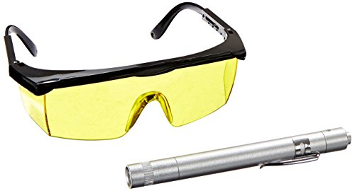 Interdynamics 438 True UV Light Kit with Glasses
