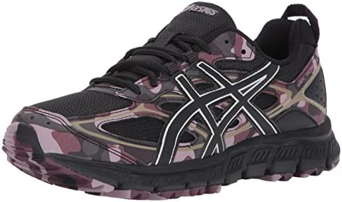 pretty nice 38e5f 1db79 ASICS Women's Gel-Scram 3 Running Shoe, Phantom/Phantom ...