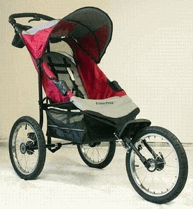 Amazon.com : Fisher Price Jogger Stroller : Baby