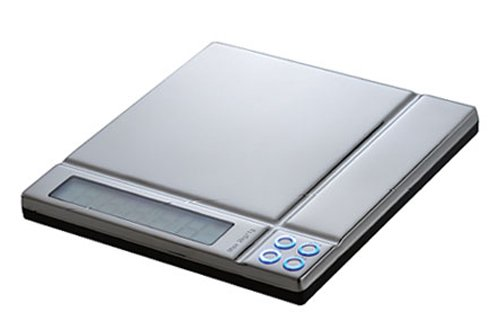 Dualit. Kitchen scale elect Nick mirror about 18 ~ 17 ~ 3cm by Blanche Association