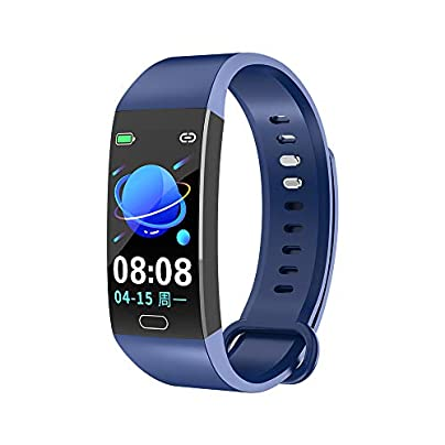 Docooler RD11 Smart Bracelet Heart Rate Monitor Smart Band Blood Pressure Measurement Pedometer Wristband IP67 Waterproof Estimated Price £15.99 -