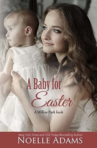book cover of A Baby for Easter