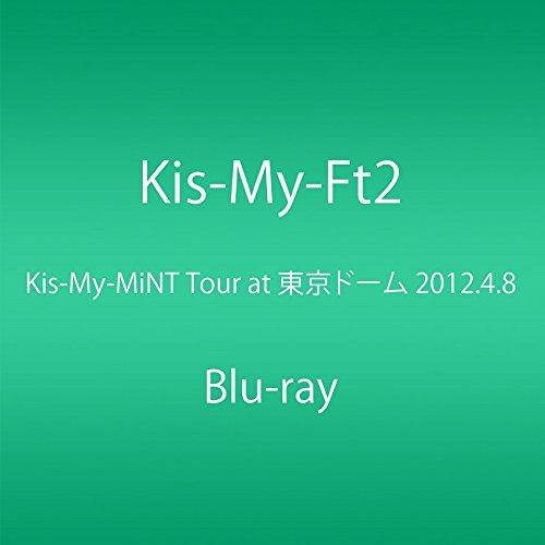 2012 Mint - Kis-My-Ft2 - Kis-My-Mint Tour At Tokyo Dome 2012.4.8 +Bonus [Japan BD] AVXD-92198