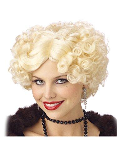 California Costumes Women's Jazz Baby Wig,Multi,One -