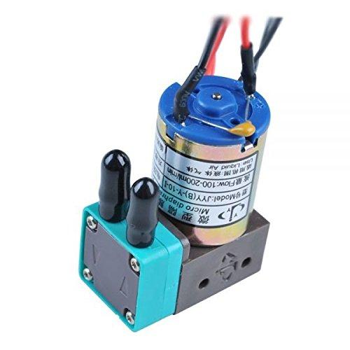 Original JYY (B)-Y-10-1 Micro Diaphragm Pump Ink Pump for Infiniti/Crystaljet / Gongzheng/Flora Inkjet Printers (DC 24V, 3W, 100-200ml / min) by Ving Parts (Image #4)