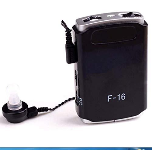YLQXGA Amplificadores de audición AMPLIFICADORES Amplificador de Auriculares, Amplificador de Sonido Personal, Control de...