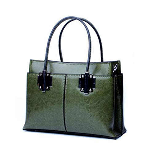 Della Green Tracolla One Di Selvaggi Signore Dimensioni Brown A Delle Daypack Dell'annata Size Borsa colore Casuali Regalo Compleanno w1qTEwWF