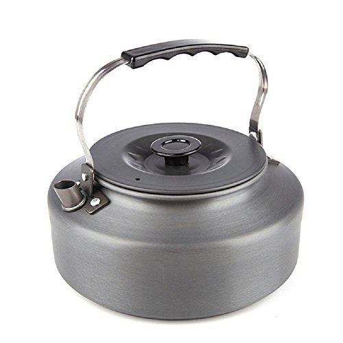 large aluminum teapot - 2