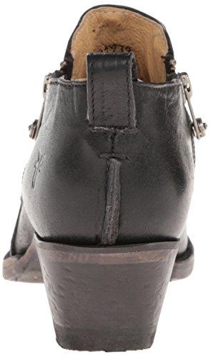 Frye Kvinners Sacha Moto Shootie Vestlige Boot Black-78001