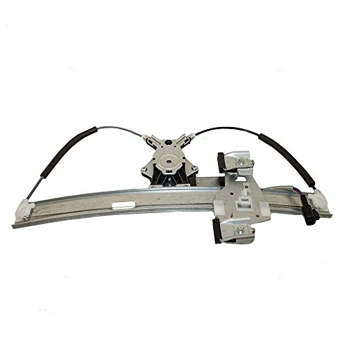 04 grand prix window regulator - 2