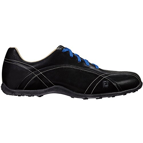 FootJoy Casual Collection Womens Golf Shoes - 97703 BLACK - 5 - MEDIUM