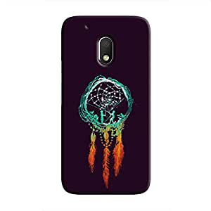 Cover It Up Dreamcatcher Hard Case For Moto G4 Play