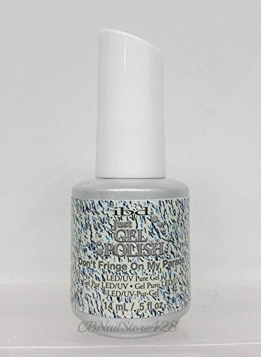 IBD Just Gel Nail Polish Series 3 136. 56904 - Don't Fringe