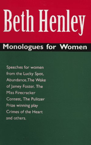 Beth Henley Publication