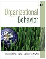 Organizational Behavior, 11th Edition Front Cover