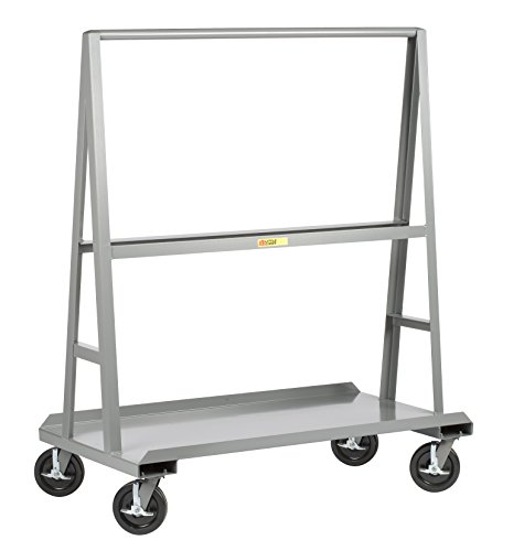 Little Giant AF-3060-BK ''A'' Frame Sheet and Panel Truck, 30'' x 60'', Gray by Little Giant
