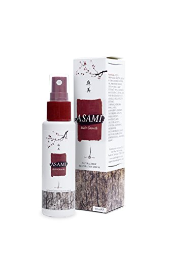 asami hair care improves quality no baldness natural ingredients spray 1 7 oz exclusively from